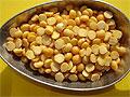Желтый горошек нормализует давление при дисфункции почек