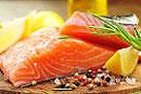 Жирная рыба защищает печень