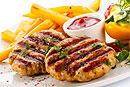 Вредная пища наносит удар почкам и другим органам не меньше, чем высокий уровень сахара у лиц с диабетом 2 типа