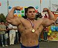 Чемпион мира по жиму штанги Михаил Алгаш скончался в Омске от разрыва печени